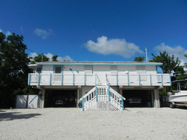 126 Valois Boulevard, Key Largo, FL 33037 (MLS #582387) :: Conch Realty