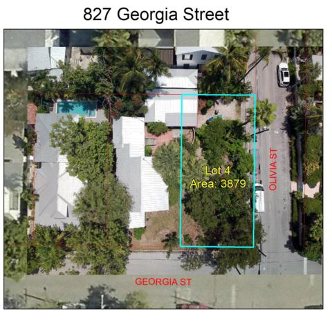 Vacant Georgia Street, Key West, FL 33040 (MLS #582443) :: Jimmy Lane Real Estate Team