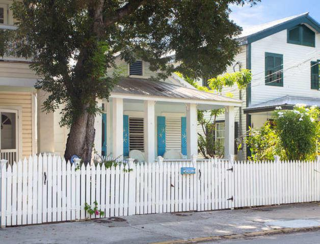 898 United Street, Key West, FL 33040 (MLS #582657) :: Doug Mayberry Real Estate