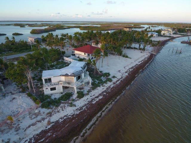 1383 Long Beach Drive, Big Pine Key, FL 33043 (MLS #582740) :: Jimmy Lane Real Estate Team