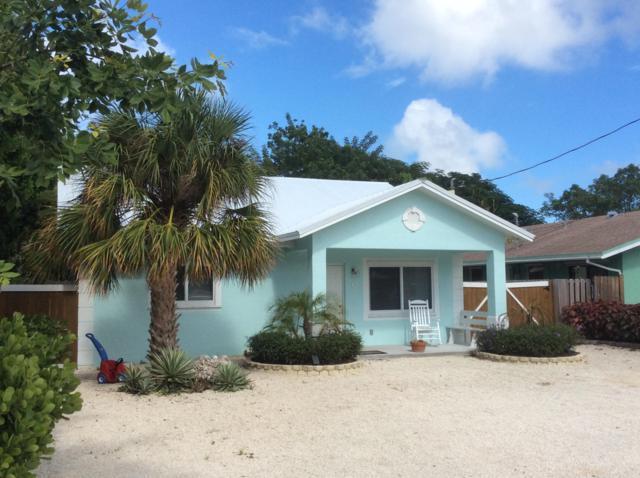 6 Snapper Avenue, Key Largo, FL 33037 (MLS #582798) :: Doug Mayberry Real Estate