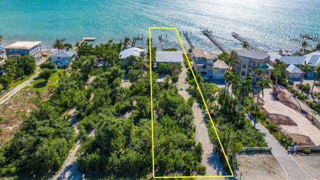 1121 Ocean Drive, Summerland Key, FL 33042 (MLS #582802) :: Coastal Collection Real Estate Inc.