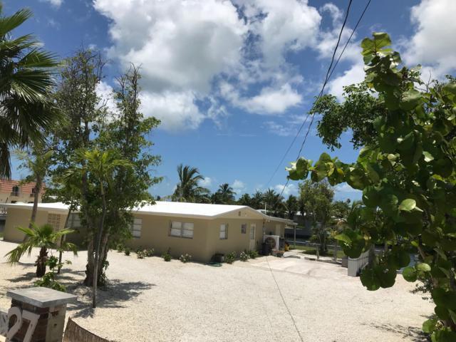 27 Amaryllis Drive, Key Haven, FL 33040 (MLS #582805) :: Jimmy Lane Real Estate Team