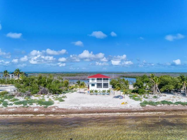 1175 Long Beach Drive, Big Pine Key, FL 33043 (MLS #582815) :: Jimmy Lane Real Estate Team