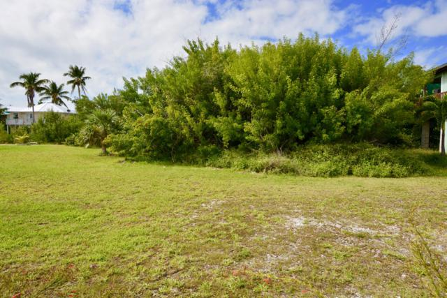 Brown Drive, Ramrod Key, FL 33042 (MLS #582849) :: Jimmy Lane Real Estate Team