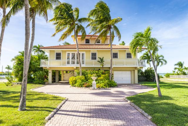4 Cannon Royal Drive, Shark Key, FL 33040 (MLS #583103) :: Key West Luxury Real Estate Inc