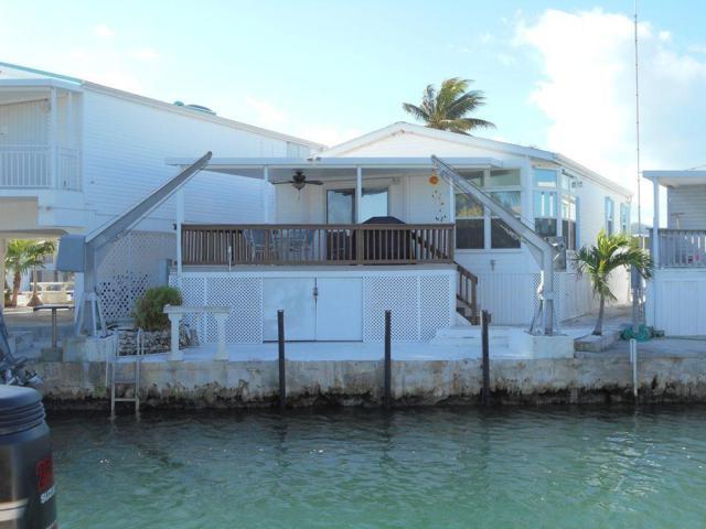 701 Spanish Main Drive #596, Cudjoe Key, FL 33042 (MLS #583188) :: Key West Luxury Real Estate Inc
