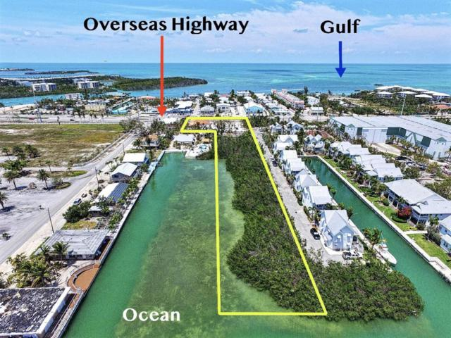 12235 Overseas Highway, Marathon, FL 33050 (MLS #583195) :: Key West Luxury Real Estate Inc