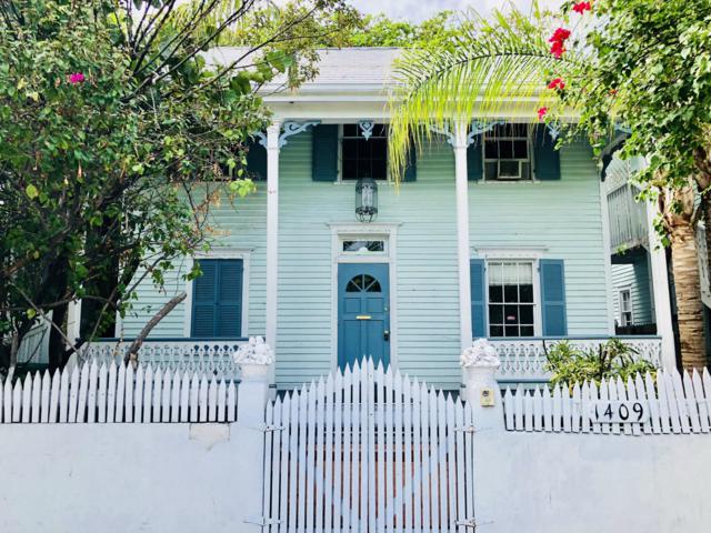 1409 Truman Avenue, Key West, FL 33040 (MLS #583213) :: Jimmy Lane Real Estate Team