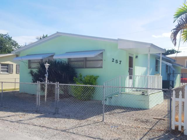 257 Bay Drive, Key Largo, FL 33037 (MLS #583239) :: Brenda Donnelly Group