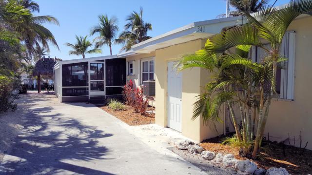 341 8Th Street, Key Colony, FL 33051 (MLS #583243) :: Brenda Donnelly Group