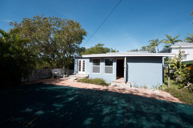 3402 Eagle Avenue, Key West, FL 33040 (MLS #583251) :: Coastal Collection Real Estate Inc.