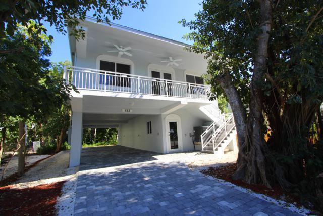 582 Boyd Drive, Key Largo, FL 33037 (MLS #583302) :: Brenda Donnelly Group