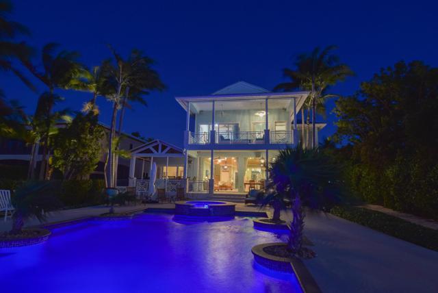 126 Point Pleasant Drive, Key Largo, FL 33037 (MLS #583306) :: Brenda Donnelly Group