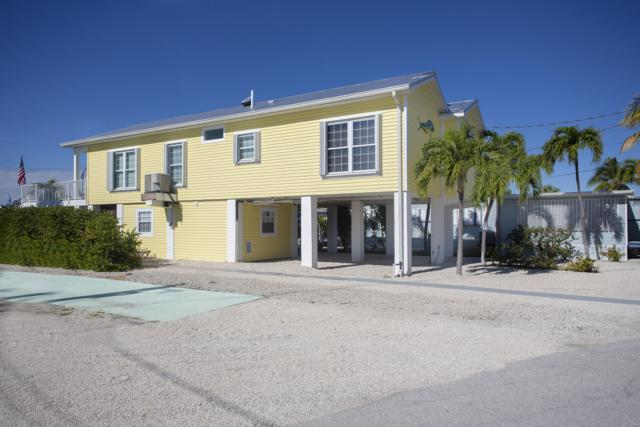 144 Sea Lane, Geiger Key, FL 33040 (MLS #583373) :: Key West Vacation Properties & Realty