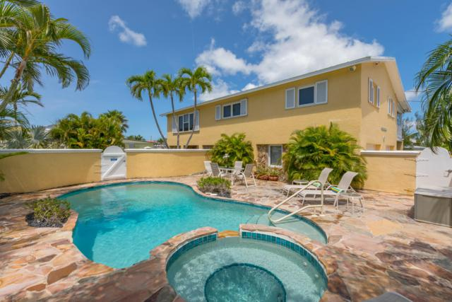 412 Cactus Drive, Key Haven, FL 33040 (MLS #583402) :: Key West Property Sisters