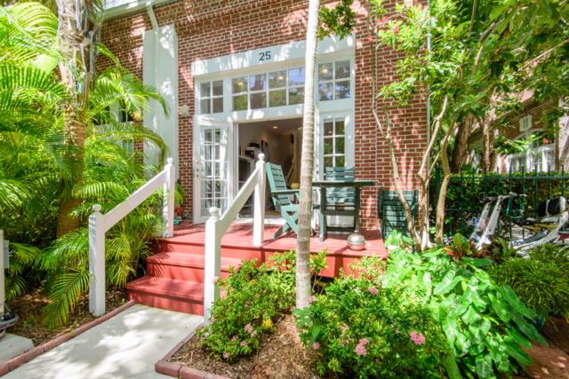 101 Front Street #25, Key West, FL 33040 (MLS #583472) :: Doug Mayberry Real Estate