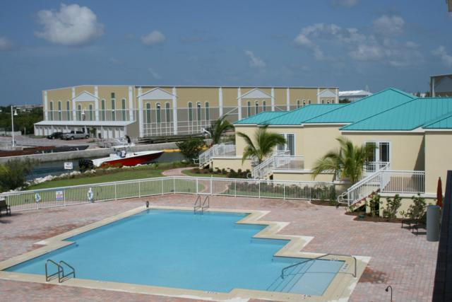 6000 Peninsular Avenue B1-L1-80, Stock Island, FL 33040 (MLS #583622) :: Key West Vacation Properties & Realty