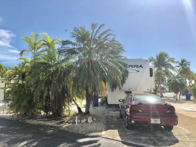 701 Spanish Main Drive #251, Cudjoe Key, FL 33042 (MLS #583746) :: Brenda Donnelly Group