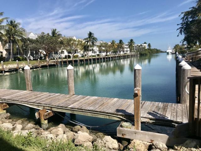115 Harbor Village Drive #115, Duck Key, FL 33050 (MLS #583777) :: Brenda Donnelly Group