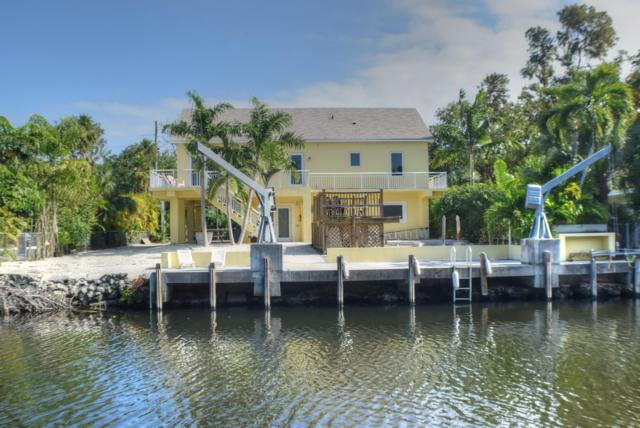 857 Ellen Drive, Key Largo, FL 33037 (MLS #583808) :: Doug Mayberry Real Estate