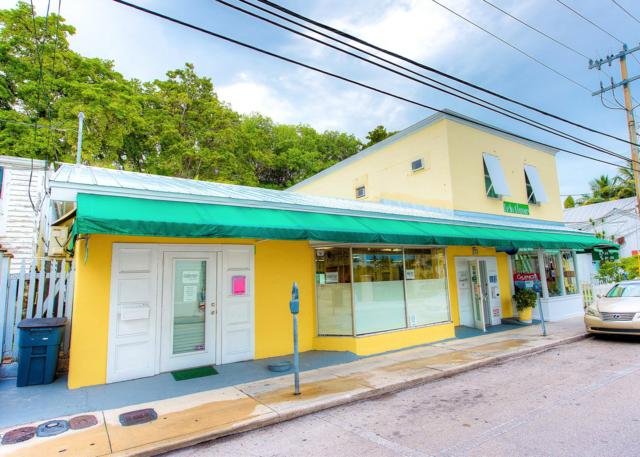 605 Simonton Street, Key West, FL 33040 (MLS #583839) :: Key West Luxury Real Estate Inc
