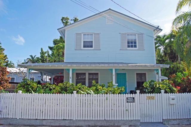 1312 Pine Street, Key West, FL 33040 (MLS #583841) :: Key West Luxury Real Estate Inc