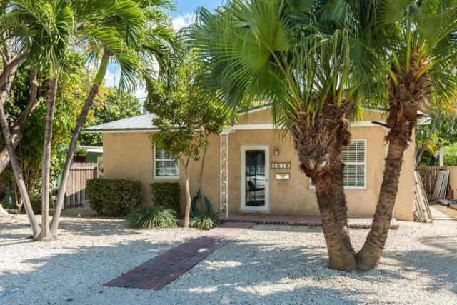 1518 Laird Street, Key West, FL 33040 (MLS #583980) :: Conch Realty