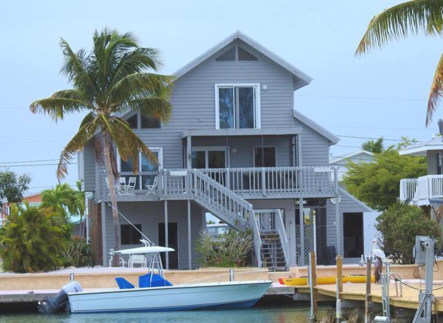 235 Blackbeard Road, Little Torch Key, FL 33042 (MLS #584030) :: Jimmy Lane Real Estate Team