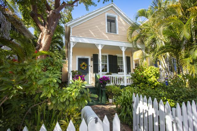 1403 Olivia Street, Key West, FL 33040 (MLS #584232) :: Key West Luxury Real Estate Inc