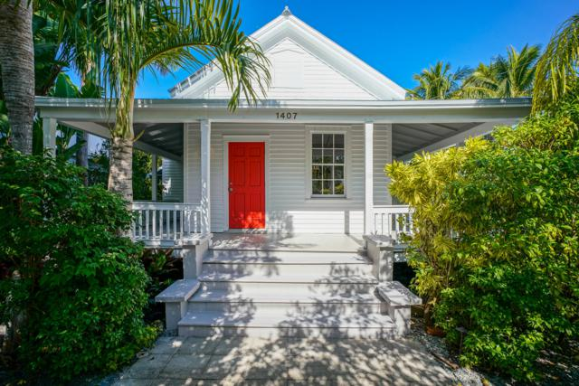 1407 Petronia Street, Key West, FL 33040 (MLS #584277) :: Key West Luxury Real Estate Inc