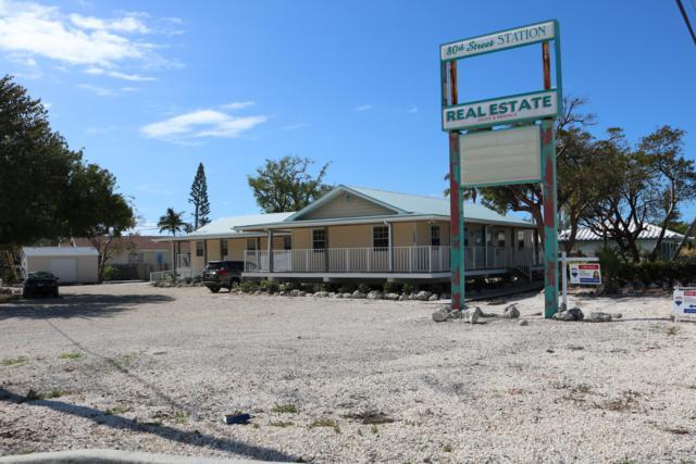 7999 Overseas Highway 1-5, Marathon, FL 33050 (MLS #584332) :: Key West Property Sisters