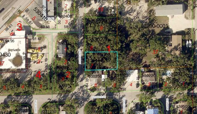 Holiday Blvd, Key Largo, FL 33037 (MLS #584413) :: Coastal Collection Real Estate Inc.
