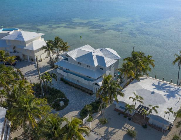 262 Sunset Drive, Lower Matecumbe, FL 33036 (MLS #584415) :: Coastal Collection Real Estate Inc.