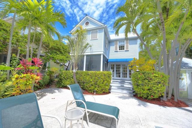 702 Catherine Street, Key West, FL 33040 (MLS #584452) :: Vacasa Florida LLC