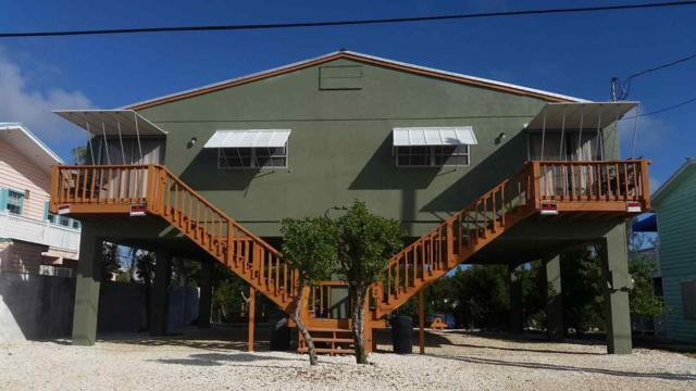 1791 Narcissus Avenue, Big Pine Key, FL 33043 (MLS #584476) :: Key West Luxury Real Estate Inc
