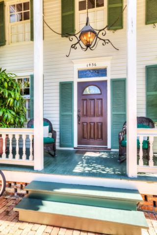 1436 Eliza Street, Key West, FL 33040 (MLS #584540) :: Key West Luxury Real Estate Inc