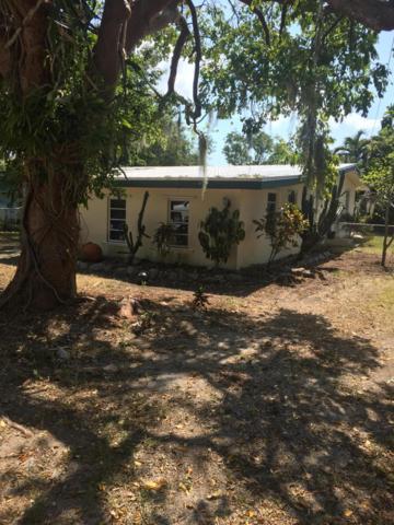 132 N Hammock Road, Upper Matecumbe Key Islamorada, FL 33036 (MLS #584607) :: Conch Realty