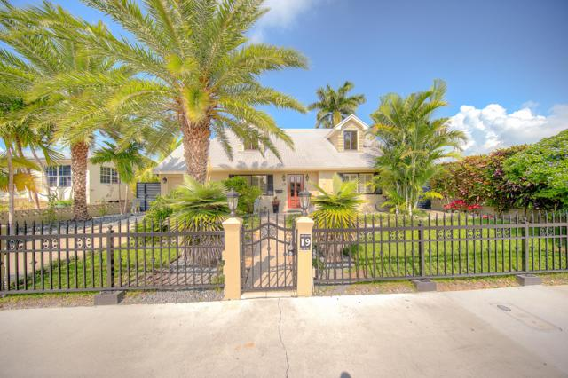 19 Beechwood Drive, Key Haven, FL 33040 (MLS #584637) :: Key West Property Sisters