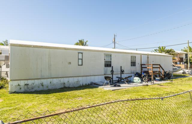 D25 10Th Avenue, Stock Island, FL 33040 (MLS #584693) :: Jimmy Lane Real Estate Team