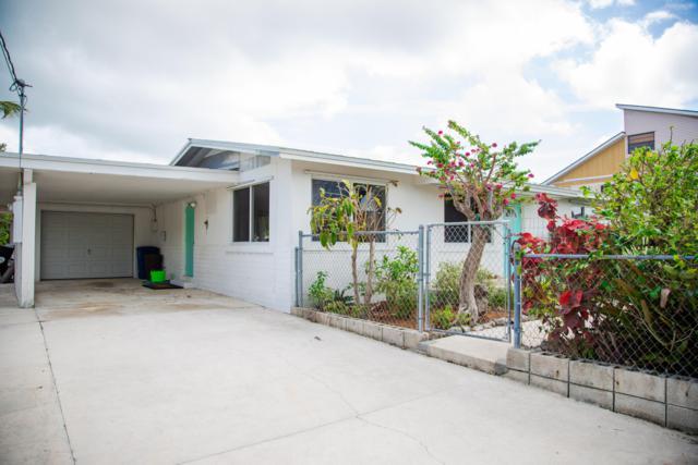3733 Palmetto Street, Big Pine Key, FL 33043 (MLS #584753) :: Coastal Collection Real Estate Inc.