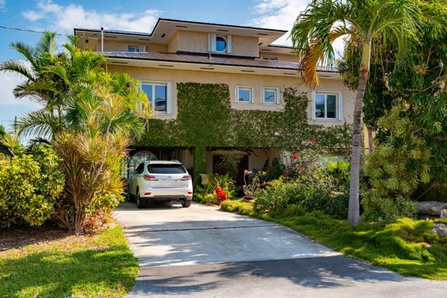 26 Evergreen Terrace, Key Haven, FL 33040 (MLS #584765) :: Key West Luxury Real Estate Inc