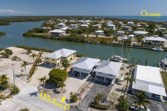 135 Avenue D, Marathon, FL 33050 (MLS #584767) :: Coastal Collection Real Estate Inc.