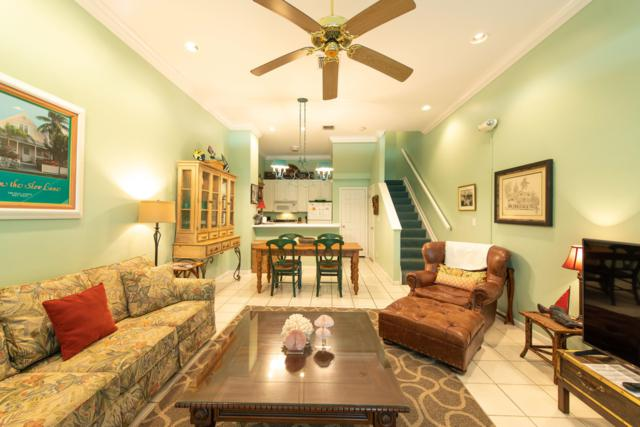 101 Front Street #21, Key West, FL 33040 (MLS #584788) :: Doug Mayberry Real Estate