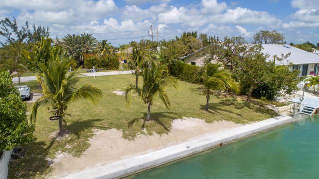 Lot 11 E 1st Avenue, Cudjoe Key, FL 33042 (MLS #584906) :: Coastal Collection Real Estate Inc.