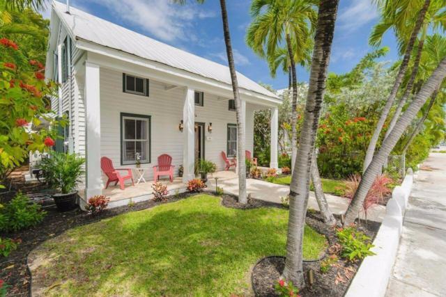 1019 Eaton Street, Key West, FL 33040 (MLS #584920) :: Key West Luxury Real Estate Inc