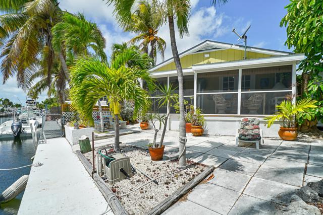 81 Sirius Lane, Geiger Key, FL 33040 (MLS #584990) :: Doug Mayberry Real Estate