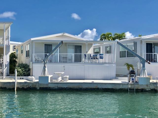 701 Spanish Main Drive #88, Cudjoe Key, FL 33042 (MLS #585008) :: Doug Mayberry Real Estate