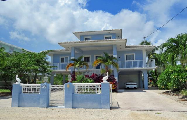 126 Lorelane Place, Key Largo, FL 33037 (MLS #585081) :: Brenda Donnelly Group