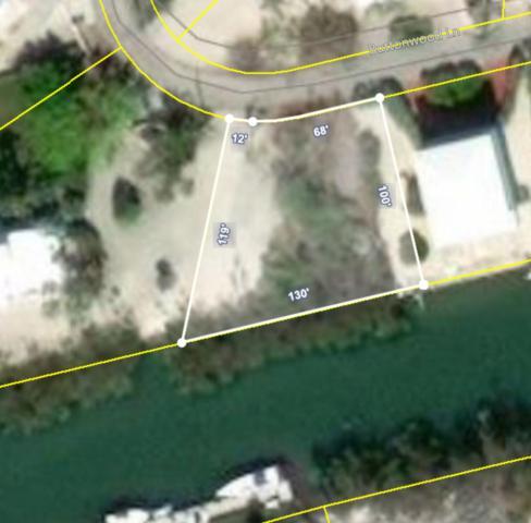 0 Buttonwood Lane, Lower Matecumbe, FL 33036 (MLS #585161) :: Key West Luxury Real Estate Inc